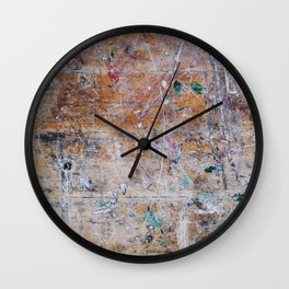 Crumbs From Your Table Wall Clock