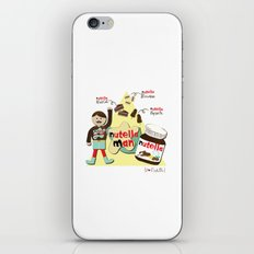 I {❤} NUTELLA iPhone & iPod Skin