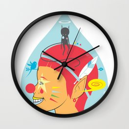 PRETENDED TO BE Wall Clock