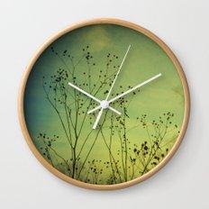 Fleeting Moment Wall Clock