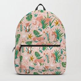 Endangered Wilderness - Blush Pink Backpack