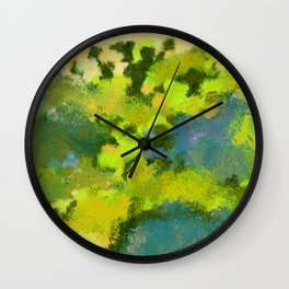 Haste and Breakup Wall Clock
