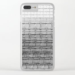 Weave Clear iPhone Case