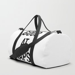 Good at Naps Duffle Bag