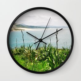 Opononi Wall Clock
