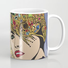 W is for Woman 2 Coffee Mug