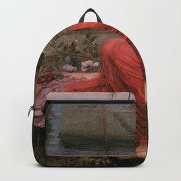 Ariadne, John William Waterhouse Backpack