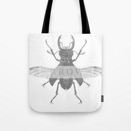 Drawing Arrows (Stag Beetle) Tote Bag
