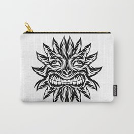Polynesian Sun Carry-All Pouch