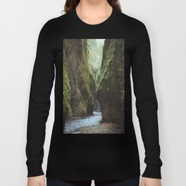 Oneonta Gorge Long Sleeve T-shirt