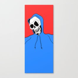 Slim Reaper Canvas Print