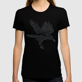 London, as the Raven Flies T-shirt