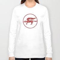 starfox Long Sleeve T-shirts featuring McCloud Hero by Head Glitch