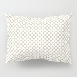 Putty Polka Dots Pillow Sham