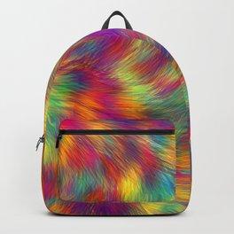 Rainbow Cuddles 9 Backpack