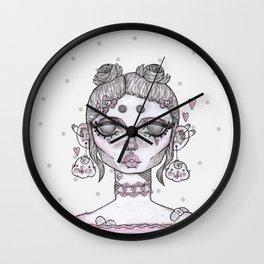 Cough Syrup Wall Clock