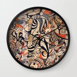 The Pattern 1 Wall Clock
