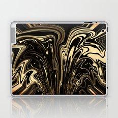 Marvellous Gold Laptop & iPad Skin
