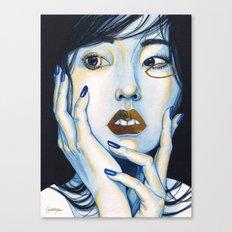 Close Up 1 Canvas Print