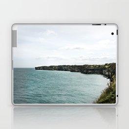 Cliffs of Normandy Laptop & iPad Skin