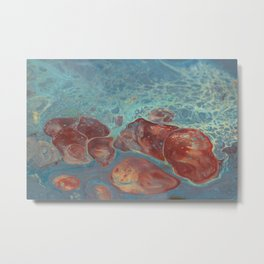 Under the sea No3 Metal Print