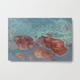 Under the sea No3 Metal Print