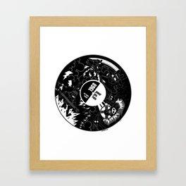 Jumpin' Jack flash Framed Art Print