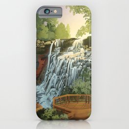 Brandywine Falls iPhone Case