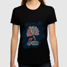 Madhubani - Lotus Fish 1 T-shirt