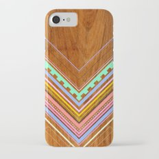 Aztec Arbutus iPhone 7 Slim Case