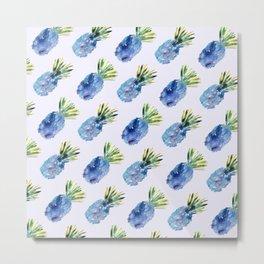 Pineapple vibes #2 Metal Print