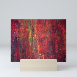 Abstract Acrylic 8 Mini Art Print