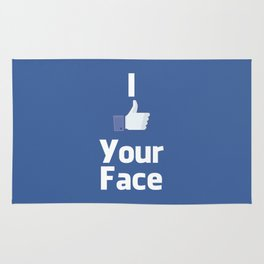 Your Face Rug