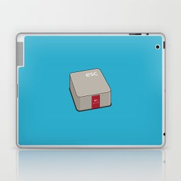 Escape Key Laptop & iPad Skin