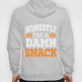 Funny Snack Design for Foodlovers Eat in your style!  Hoody