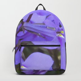 Crystal Lobelia Backpack