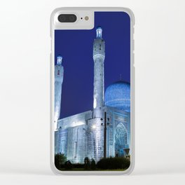 Great Mosque Saint Petersburg Clear iPhone Case