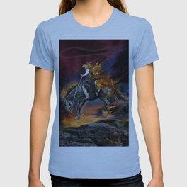 Texas Ghost Rider T-shirt