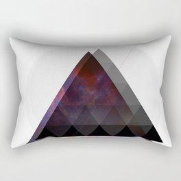 Des Mots et Des Lignes Rectangular Pillow