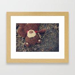 Deserted Dreamer Framed Art Print