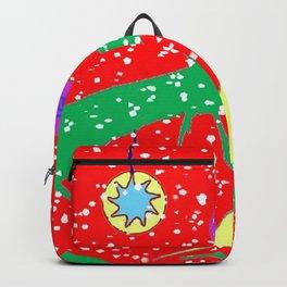 Christmas Day Backpack