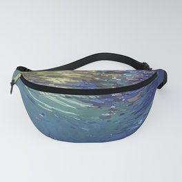 Emerging from a deep dive Fanny Pack