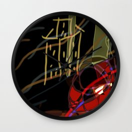 Camborio 1 Wall Clock
