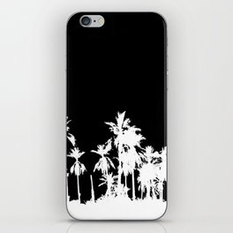 Date Palm Trees 2 iPhone Skin
