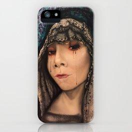 Santa Meurte iPhone Case