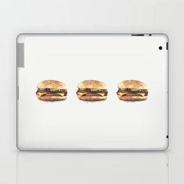 Color pencil Hamburger Laptop & iPad Skin