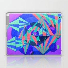 Hyperspace Laptop & iPad Skin