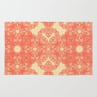 wild things Area & Throw Rugs featuring Wild Things by monasita