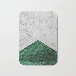 Concrete Arrow Green Granite #412 Bath Mat