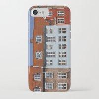 copenhagen iPhone & iPod Cases featuring Copenhagen  by Ivanka